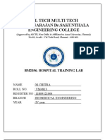 Project Chitra Hospital Training FINAL (1)