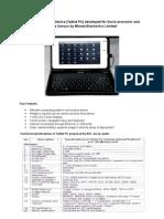 Tablet Pcdescription