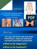 Drugs for Osteoarthritis Revise 2010