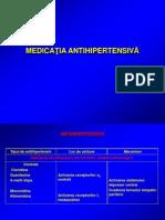 Curs 2 - Antihipertensive