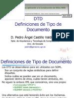 XML Dtd Pedro