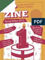 VP Zine Spring 2013