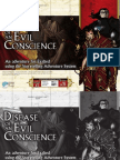 Adventure - Disease of an Evil Conscience