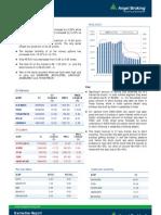 Derivatives Report, 12 June 2013