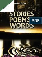 Stories,Poems & Words by Denis Karema