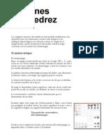 01.- Orgenes Del Ajedrez