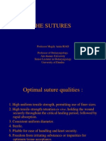 SUTURES.ppt