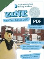 VPZine New Year Edition 2013