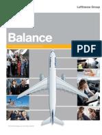 Lufthansa Group-Key Data on Sustainability