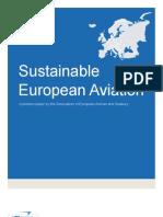 Sustainable European Aviation - Novembro 2012