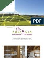 Armònia - Esperienza di Benessere - brochure