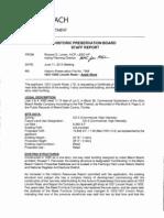 HPB 7368 - Staff Report (1021-1025 Lincoln Road)