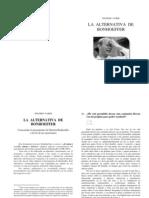 La alternativa de Bonhoeffer - W. Faber - versión 5.4 - hoja A4