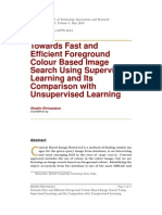 Towards Fast and Efficient Fore ground Colour Based Image Search Using 