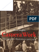 112476262 Camera Work the Complete Illustrations 1903 1917 Alfred Stieglitz