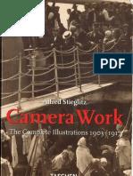 112476262 Camera Work the Complete Illustrations 1903 1917 Alfred Stieglitz