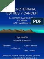 Inmunoterapia, Estres y Cancer