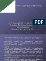 Powerpoint Anamnesis Neuropsikiatri