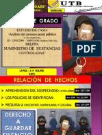 Examen Grado Derecho 2013
