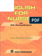English for Nurses