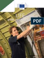 LIFE creating green jobs and skills