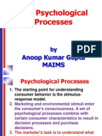 04 Key Psychological Processes