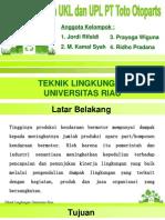 PPT UK-UPL