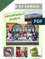 L'Eco di Sarrià numero di Giugno 2013