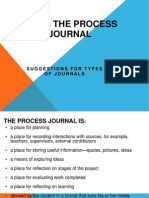 process journal e