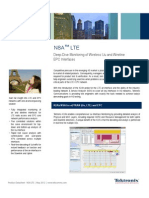Mobile Access - NSA LTE - Product Datasheet_0