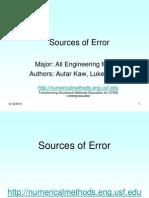 types of errors part 3