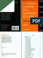Gramatica Española para Estudiantes de Inglés