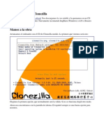 Manual Clonezilla 3