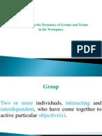 7- Group Dynamics