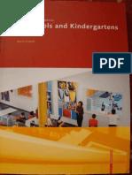 Schools and Kindergartens a Design Manual Mark Dudek
