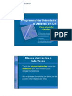 04.- Clases Abstractas e Interfaces