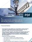 FINANCIAL MARKETS (PAKISTAN AND INTERNATIONAL) .pptx