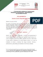 Nota Informativa Laudo Integral Canaria