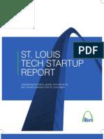 ITEN St. Louis Tech Startup Report