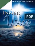 Inner Voice - Allamah Sayyid Saeed Akhtar Rizvi - XKP