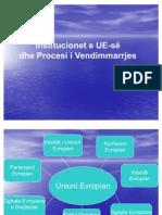 37399193 Institucionet e UE