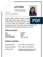 Cv Celia Rios 2012