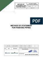 Md 451 0000 Cn Pi Mst 0000 Reva.mts for Painting Work