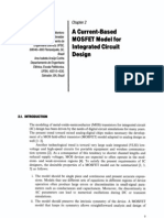 comparative study of mosfet