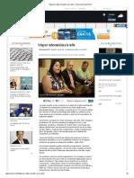Integran redes sociales a la radio – Vocero de Puerto Rico