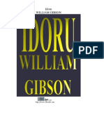 William Gibson - Idoru