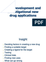 Drug Development Lecture 12