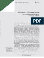 Alchemist Of the Revolution