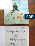Great Kids Spaces carles broto 2006