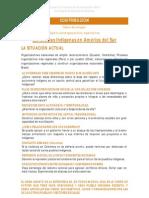 Experto estrategias político-organizativas (IDEAS PRINCIPALES) Retos